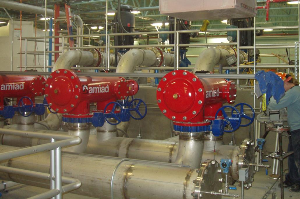 Salmon Wastewater Treatment Facility