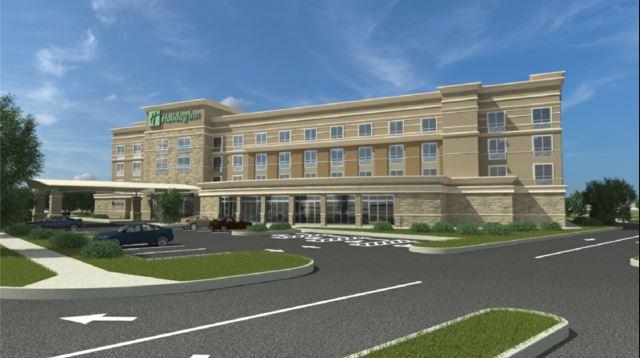 Holiday Inn Nampa  Under Construction