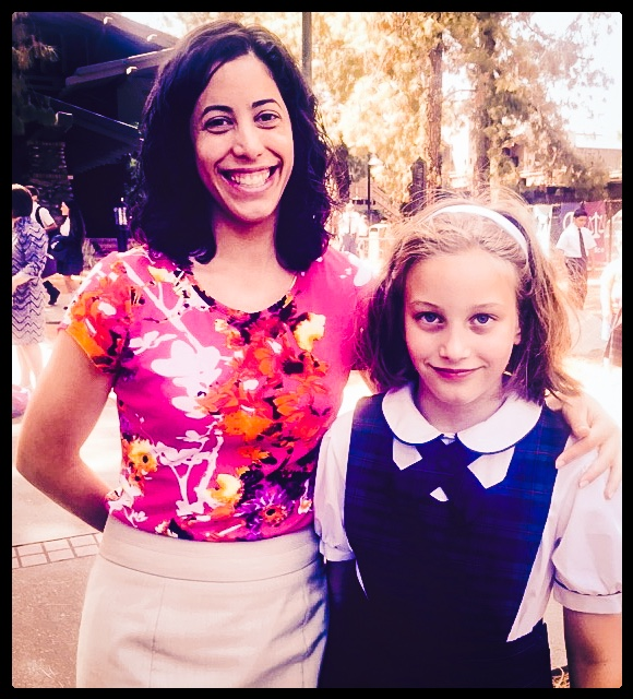 Miss Naaden. Possibly the best third grade teacher in the world.