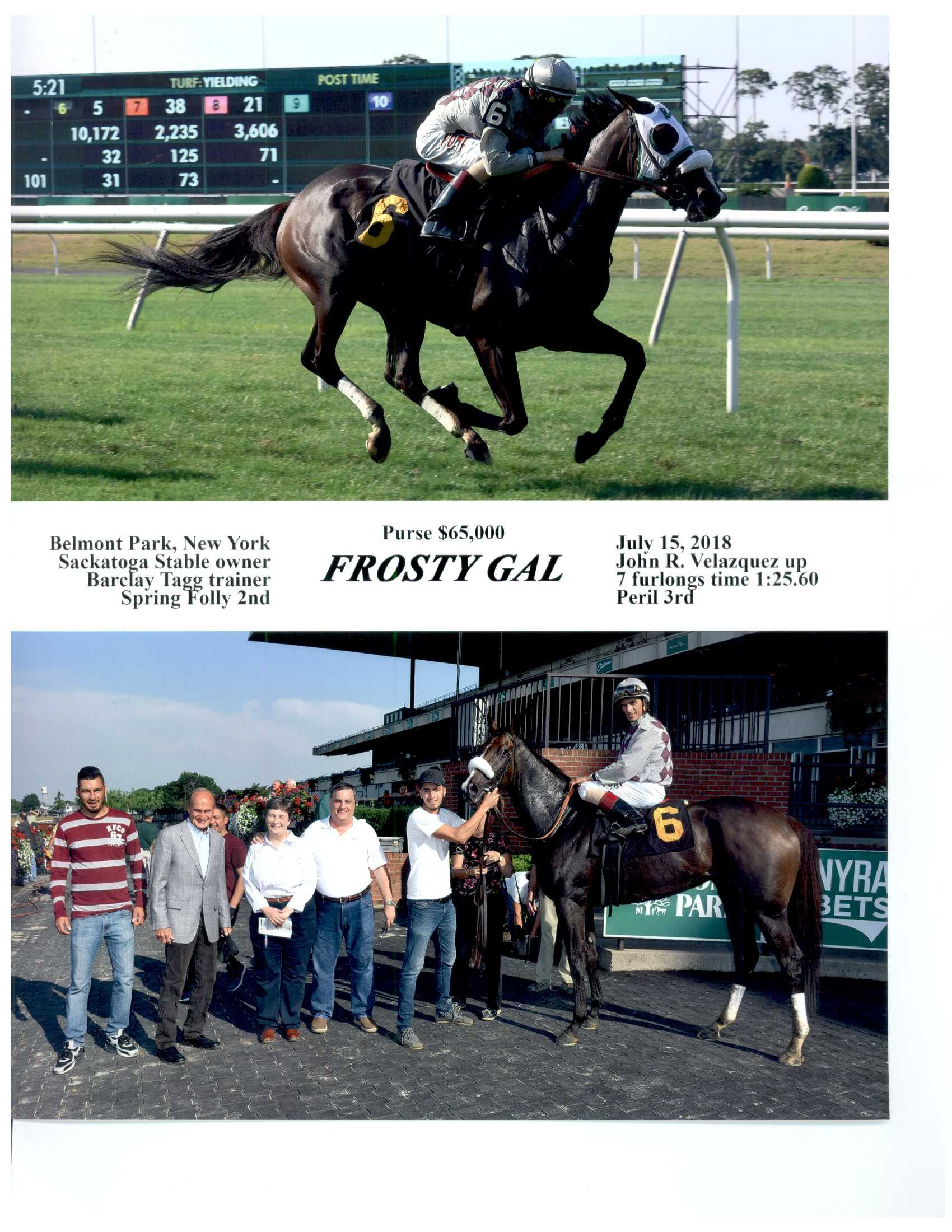 Frosty Winning photo July 12 2018 Belmont - .jpg