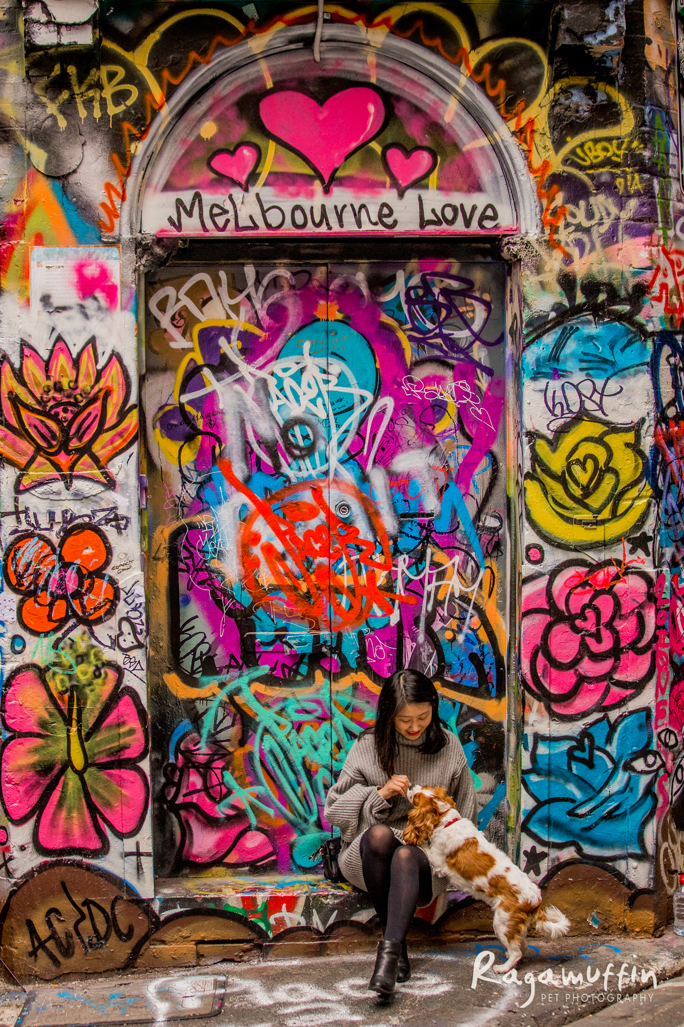 Coco and her mum are leaving Australia, so we did the most Melbourne photoshoot ever to celebrate their time here!