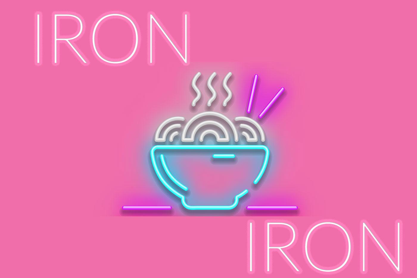 Track: Iron- 127 BPM