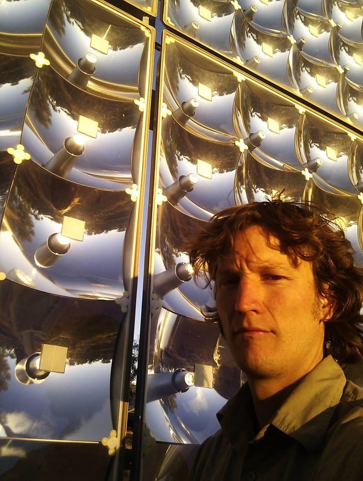 Ben Speirs   Expert Energy Systems Adviser  Freelance Engineer. - Northern Territory