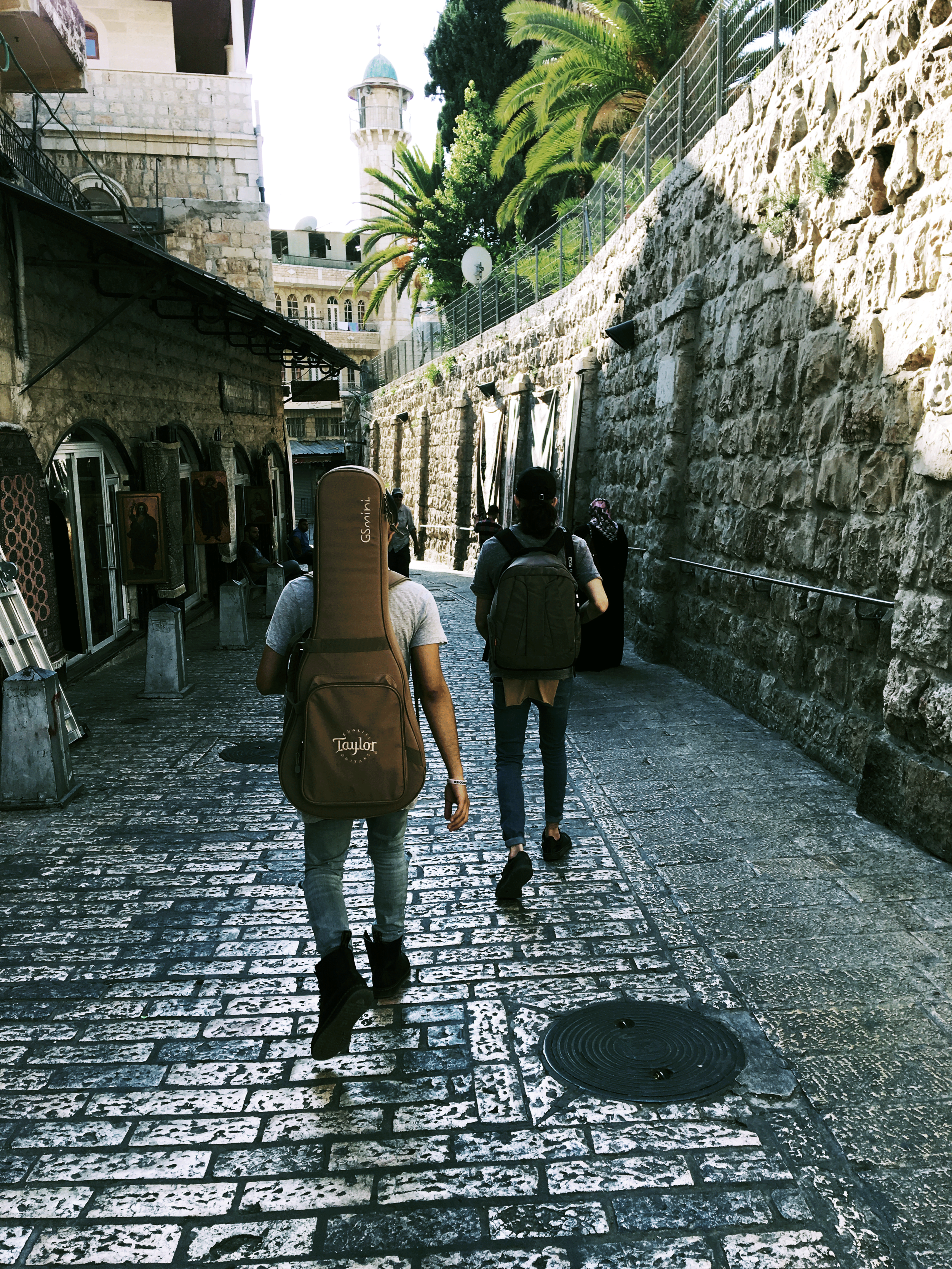 Leonel Elias - Israel Trip Thumbnail