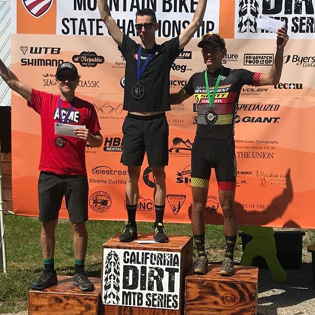 Great day racing out at the first race of the California Dirt MTB Series! Happy to come away with a second place finish 🥈 @scottusadev @scottsports @bikeonscott @esigrips @srammtb @genuineinnovations @jakroousa  @dumondetech