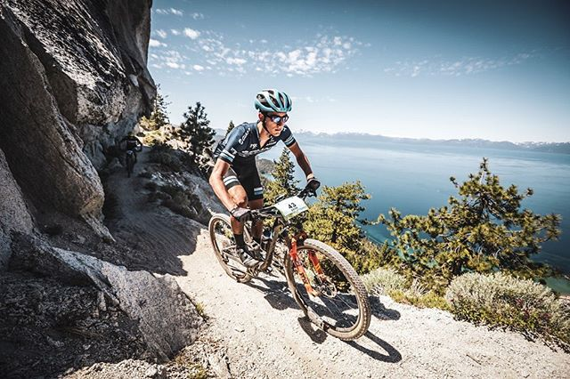 50 miles and 5000ft of climbing made for one hell of a race! Starting in Carson City Nevada, the first half of the race was a journey to reach the amazing views of the Tahoe Flume Trail. From there the course took you back through Carson City on some of the most rewarding downhills I've been on. Endurance racing has really made me appreciate why I started riding in the first place, for amazing adventures! Thank you @epicrides , for a day I'll never forget. 📸 @sportograf  #folsombike #folsomgrind #wesellfun #getoutside #giantbicycles  #ridelife