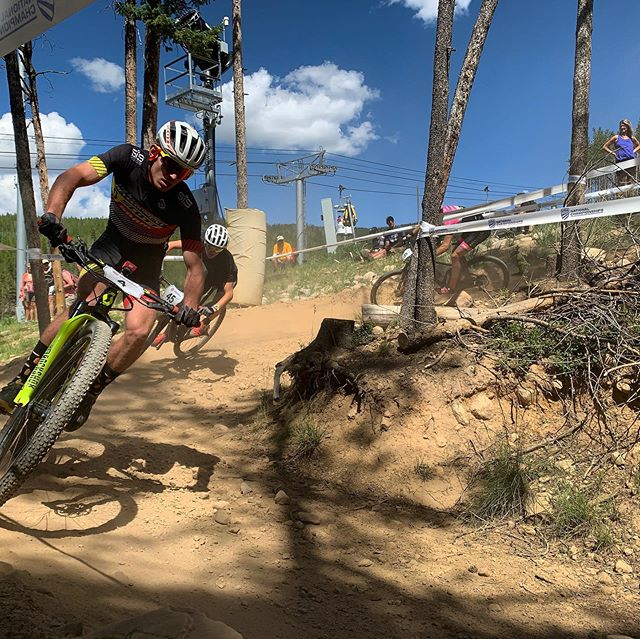 Some great racing at mountain bike nationals 🇺🇸 in Winter Park, Colorado. Now it's time for a little break before getting back to it for next season!! 📷 @sean_dickie  @winterparkresort @scottsports @bikeonscott #noshortcuts @jakroousa @genuineinnovations @esigrips @scottusadev