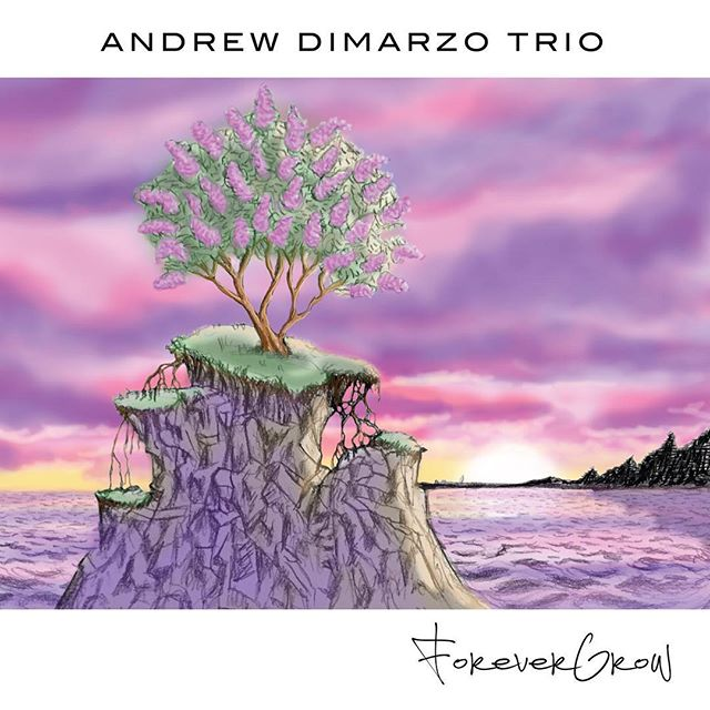 """Hey! Do you remember the days of the #andrewdimarzoTRIO ? Well, I have some great news! That first EP of mine titled """"ForeverGrow"""" is STILL available on Bandcamp, and I made the link available in my BIO! ▪️ However, to the surprise of some I have removed the EP from ALL streaming services and digital platforms EXCEPT Bandcamp. If you still have a place in your heart for that EP, and want to support my new project and direction in life, head over to the link above, grab the EP and then keep rocking with the new """"Bare Bones"""" EP on your preferred streaming service! ▪️ I appreciate you, and I do hope that you appreciate my music too. Comment with a 🏳️🌈 if you got love for me and the music. ▪️ By the way! I'll be performing at @aeronautbrewing with the band THIS Friday from 8-11PM. Come and hang with us!"""