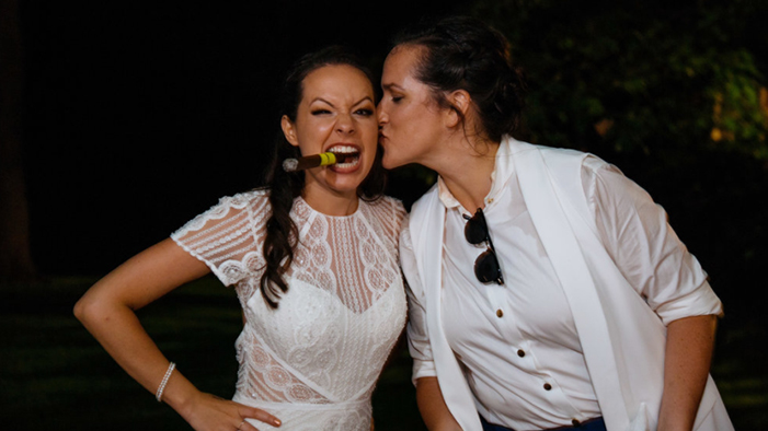 Summer Wedding at The Hill  Photo Credit - Justin McCallum Photography