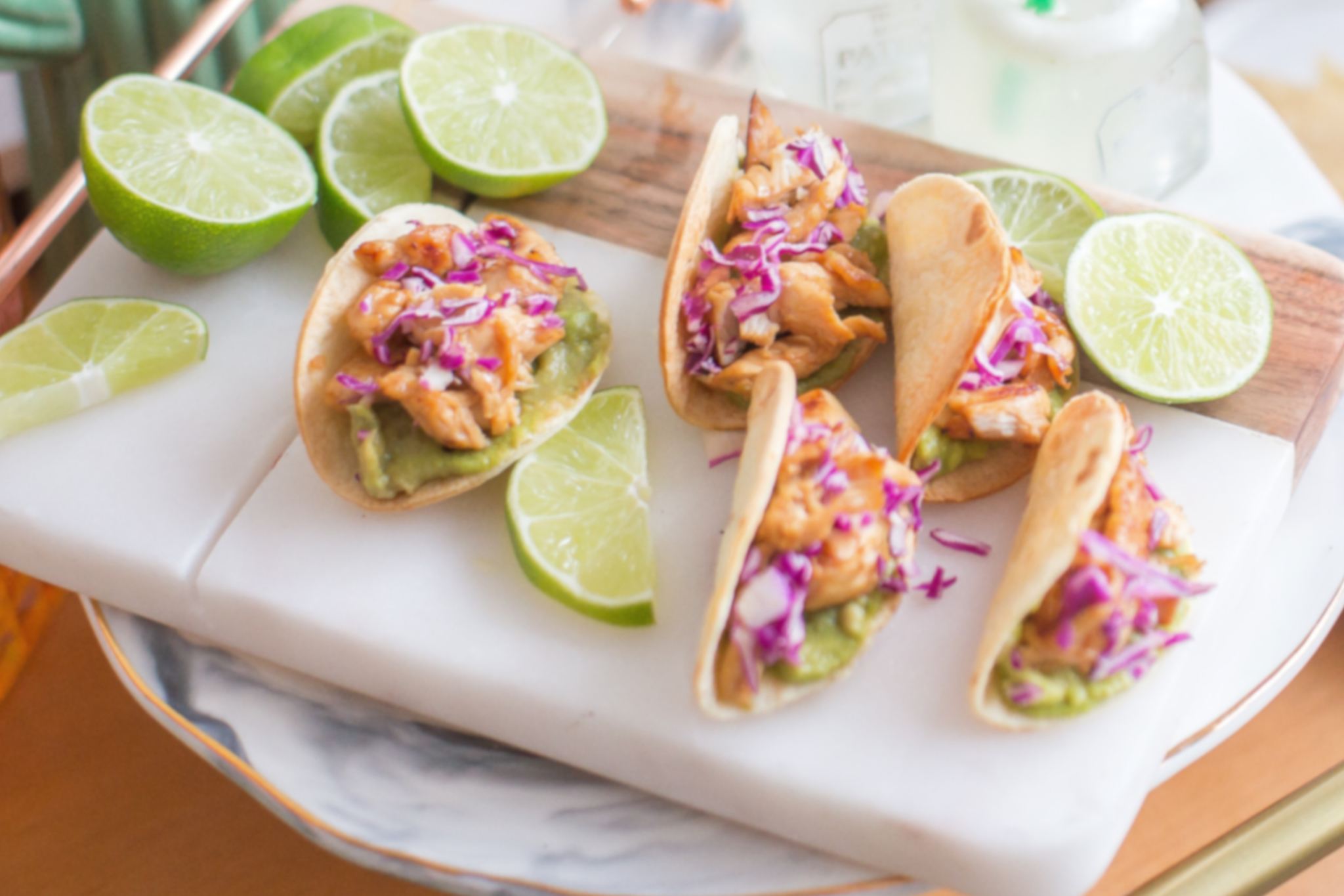 SEAFOOD - Mini Ahi TacosTuscan Grilled Shrimp on PolentaTuna Poke in Chinese SpoonsSalmon Ceviche ShootersScallop + Chorizo SkewersWasabi Tuna in Wonton Cones