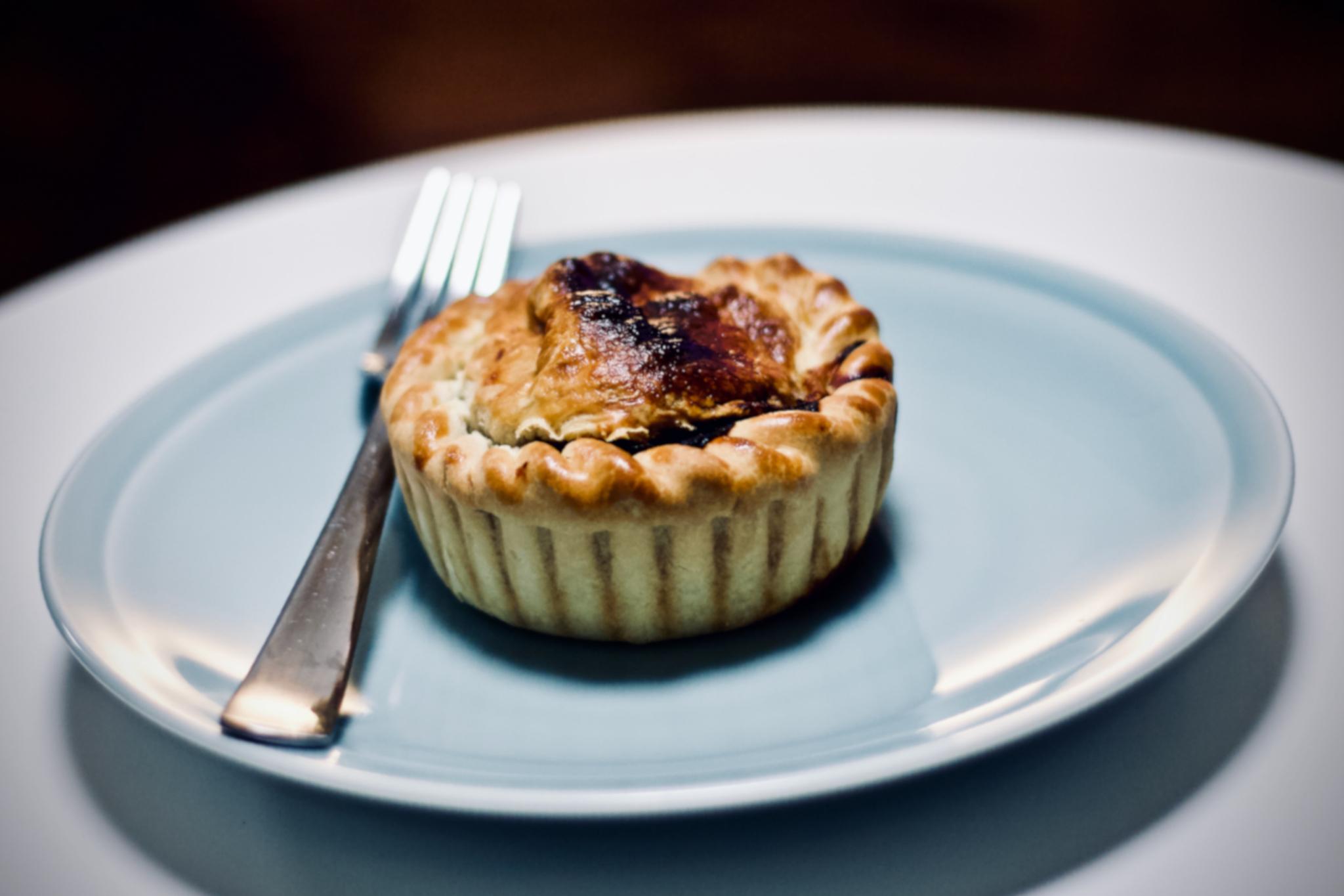 MINI PIE HOLES - Homemade Mini PiesCustomized Flavors like:Elvis - PB | Apple CrispMexican Chocolate Mousse | S'MoresIce Cream