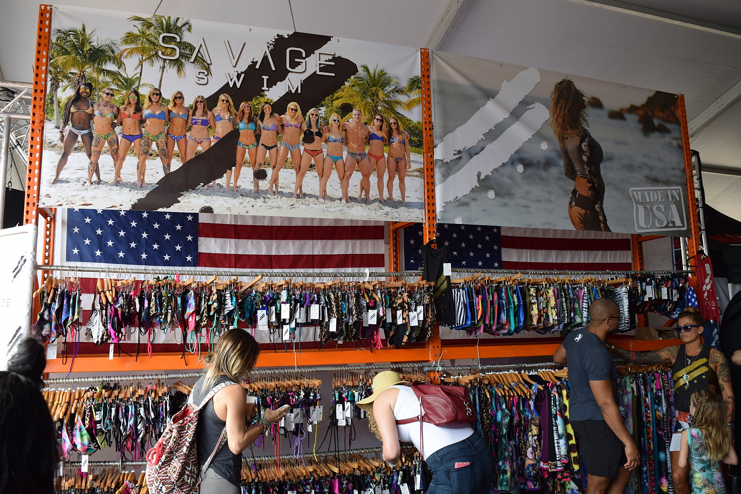 SAVAGE SWIM  // I'LL TAKE ONE OF EVERYTHING, PLEASE.