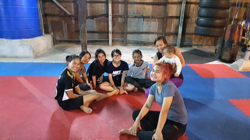 Chai Lai team at Core Combat is Chiang Mai