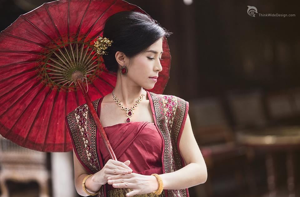Get glam and time travel with  Toon  to experience traditional Lanna style in Chiang Mai.