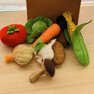 Handmade vegetables on Montessori Table NAI.jpg