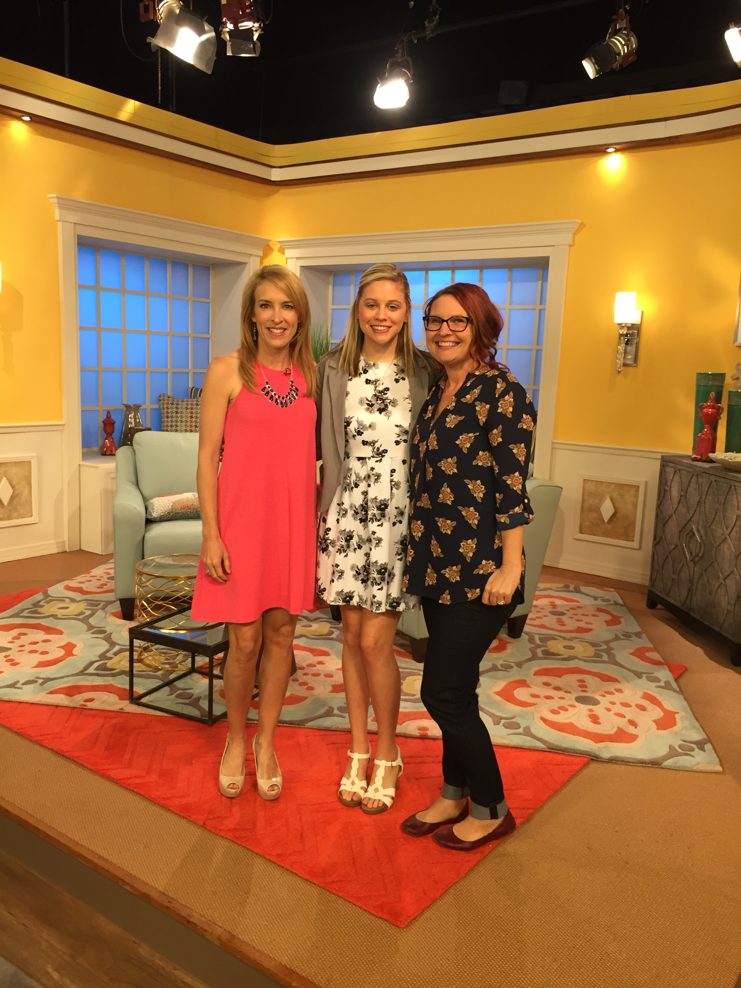 Makayla and I talking about her Beauty Revived experience on the Good Morning Tampa Bay show!  Watch HERE!