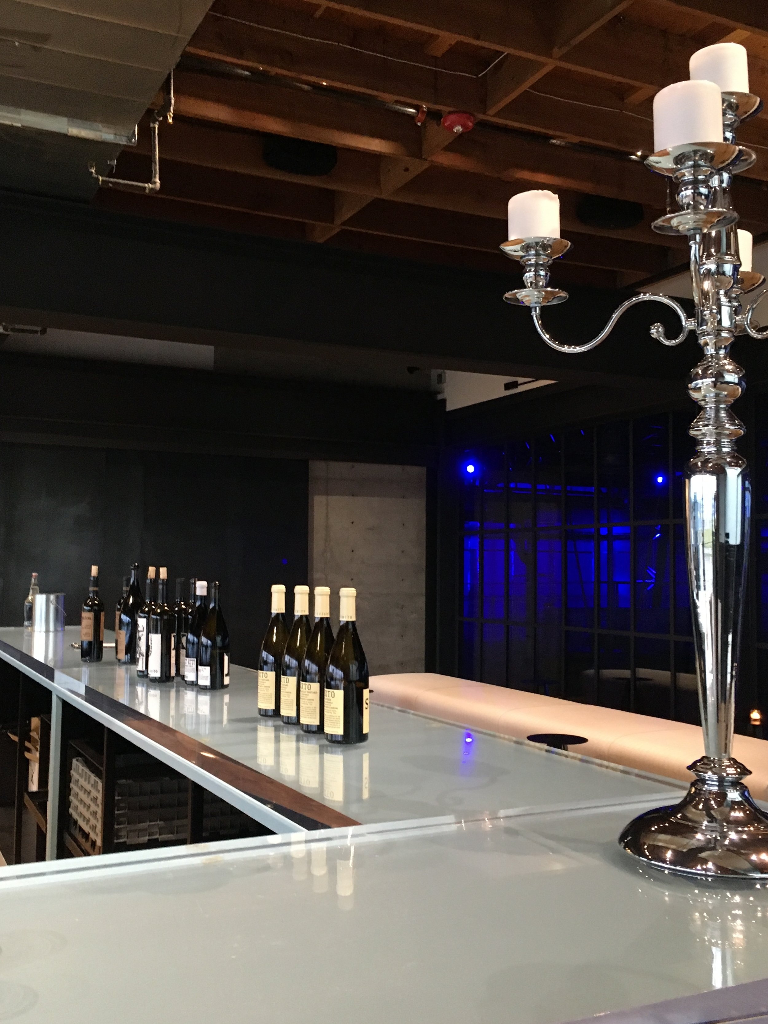 Charles Smith Upstairs Tasting Room