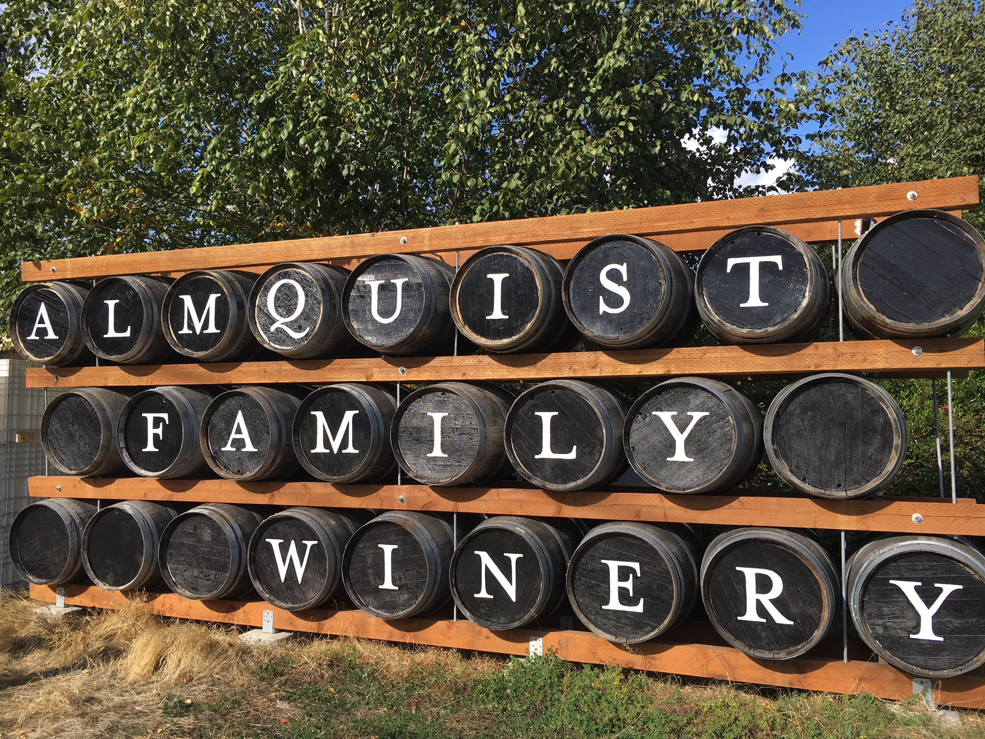 Almquist Family Winery