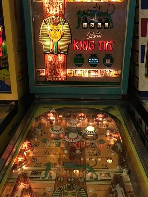 King Tut Pinball