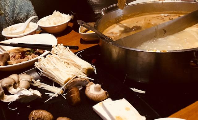 Mushroom Combo / Hot Pot Ingredients