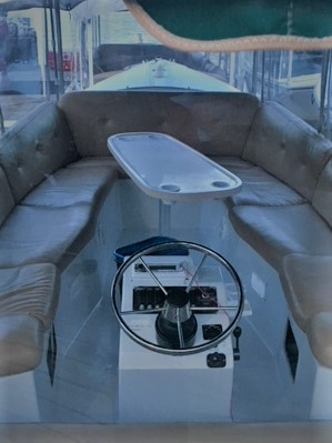 Electric Boat Interior