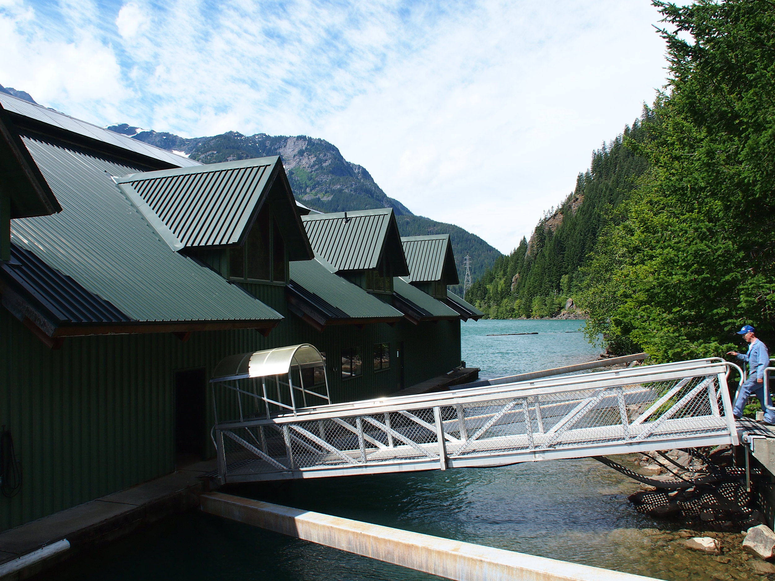 Ramp to the Boathouse