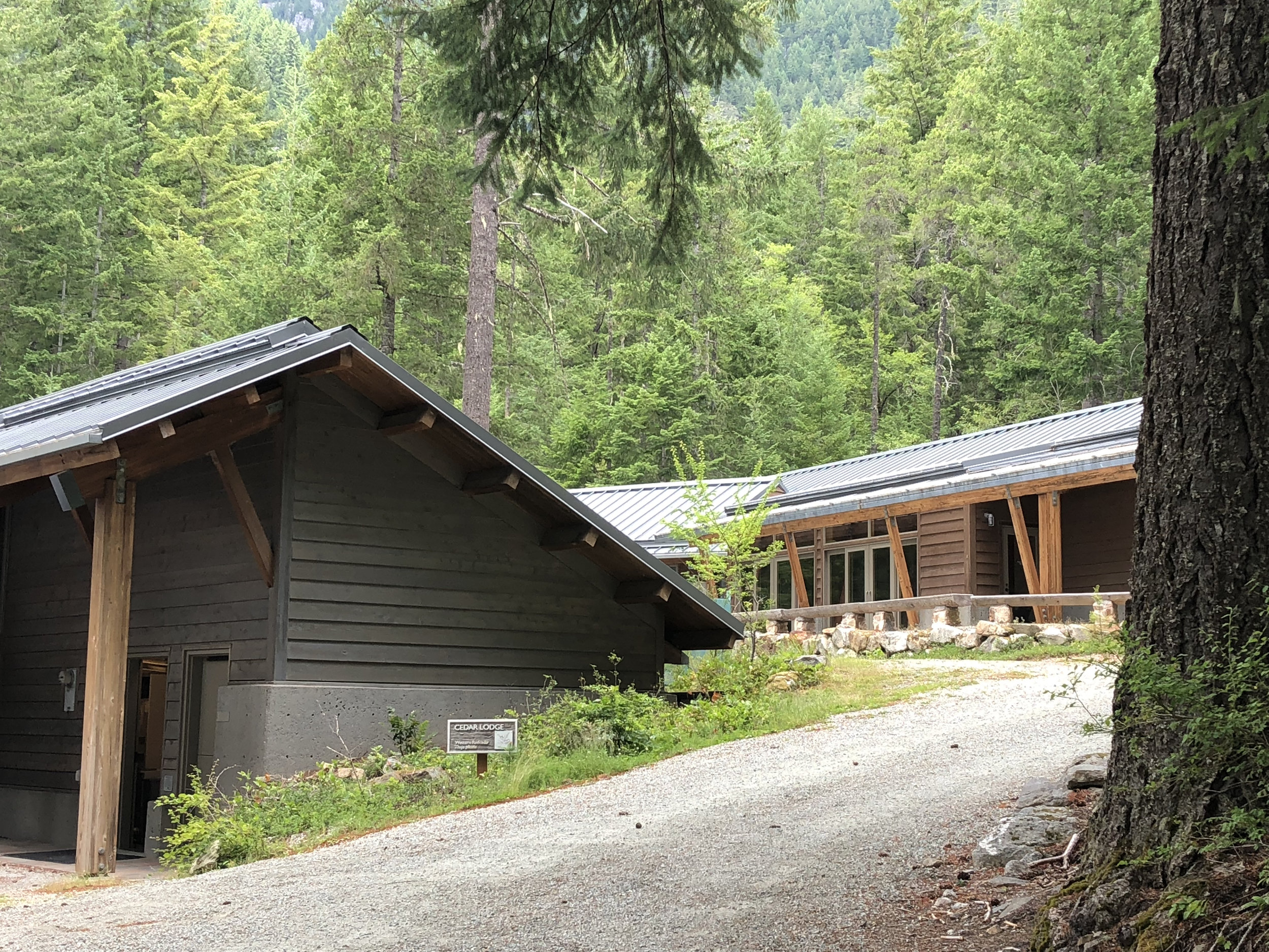 Lodging at North Cascades Institute
