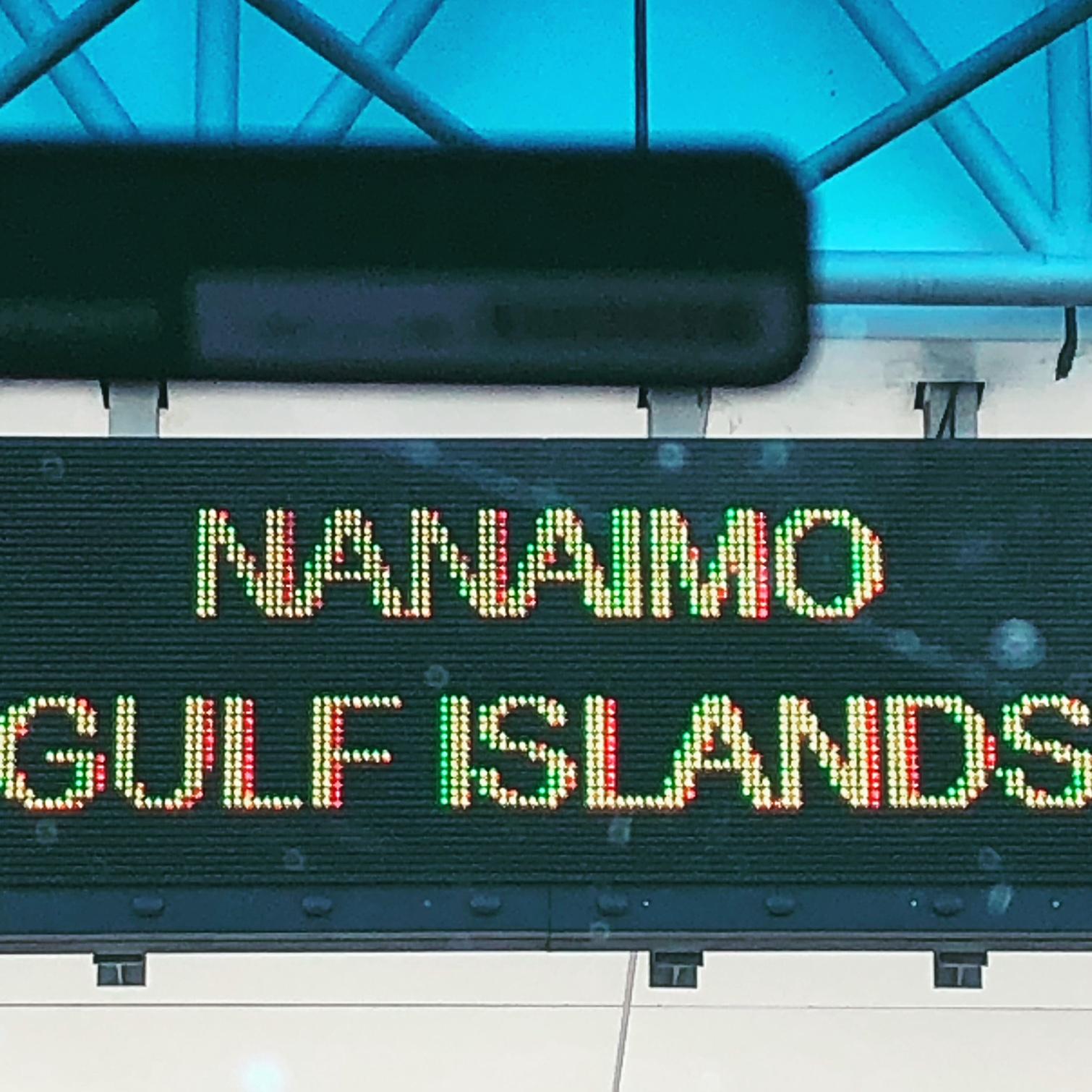 Tsawassen ferries travel to Islands