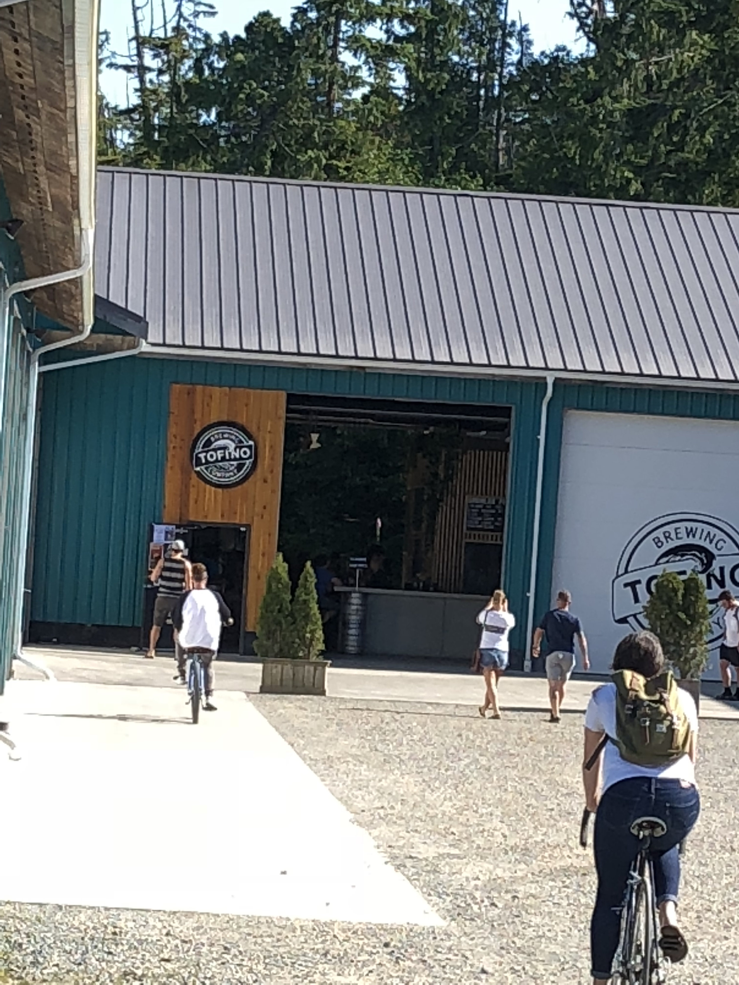 Taste BC hops at Tofino Brewing