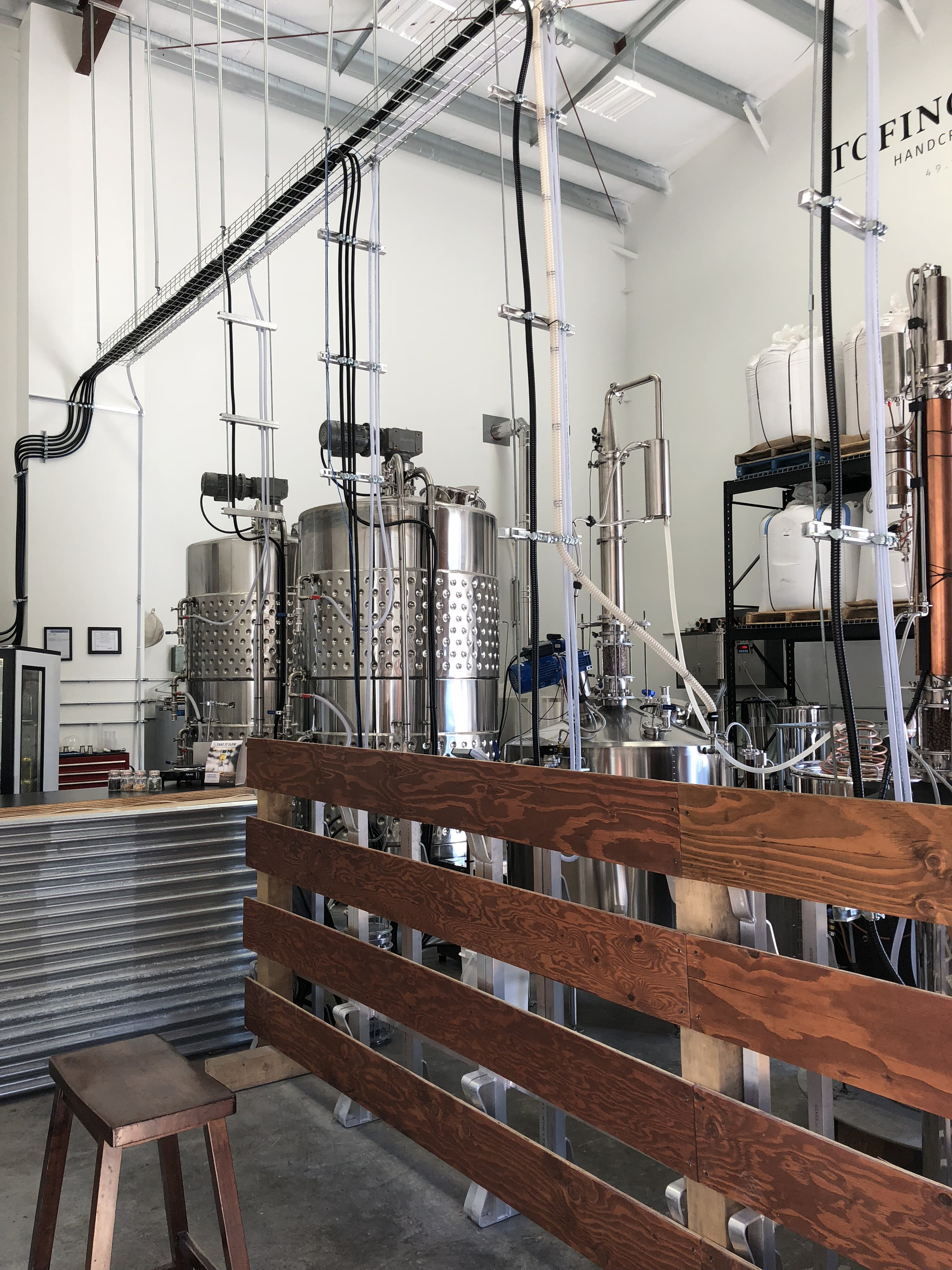 Tofino Distilling Co.