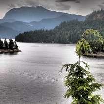 Jarvis Inlet, Sunshine Coast, BC