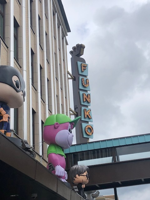 Funko Headquarters