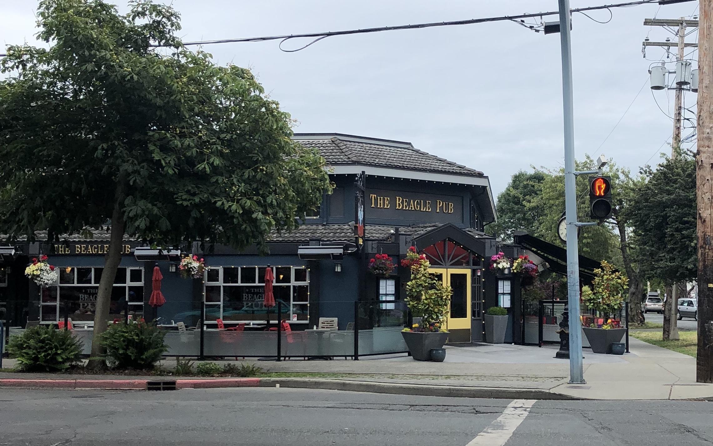 The Beagle Pub / Photo by Samantha Goldstein