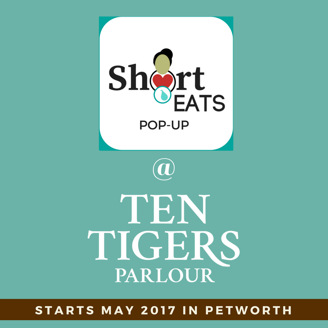 Short Eats Breakfast Pop-Up Launches @ Ten Tigers May 2017