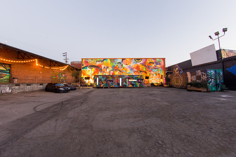 The Container Yard Tcy Downtown