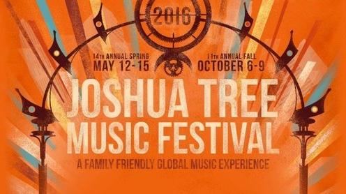 Joshua Tree Music Festival-10/5-8, 2017
