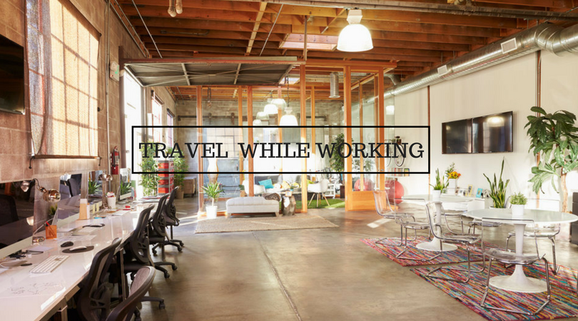 Co-working Space Access -   Available now in Los Angeles, San Francisco, Shanghai, Beijing, Hong Kong, Ho Chi Minh, Bali, Hanoi, and more coming soon!