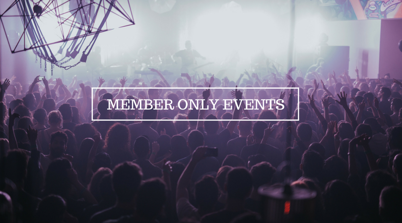 Exclusive Events From Local To Global -  Monthly special events handpicked by our team.Now available in Los Angeles, San Francisco, Miami, and NYC.China, Japan and Thailand are coming up!