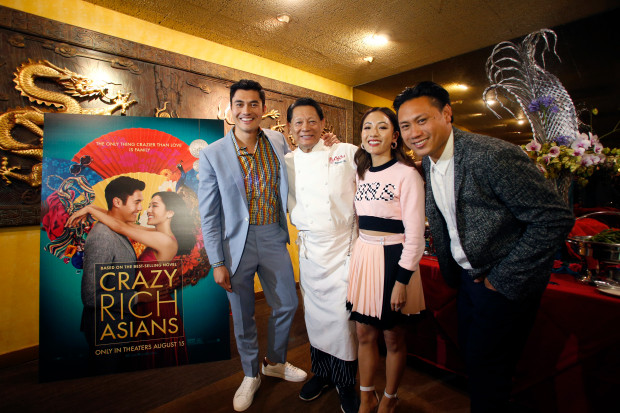Jon Chu  Director of Crazy Rich Asians