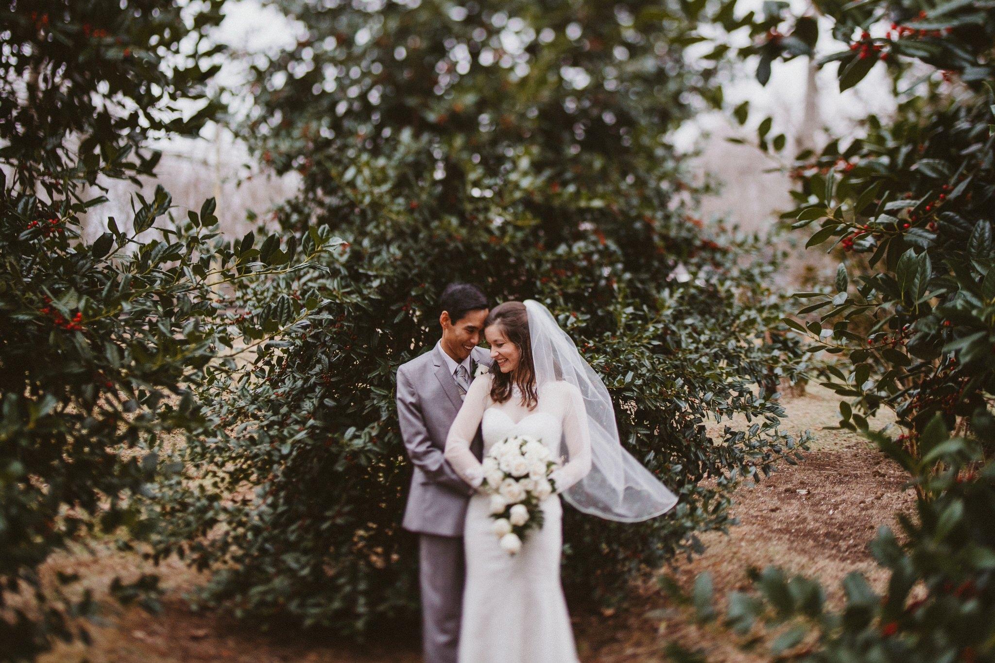 Nashville Winter Wedding