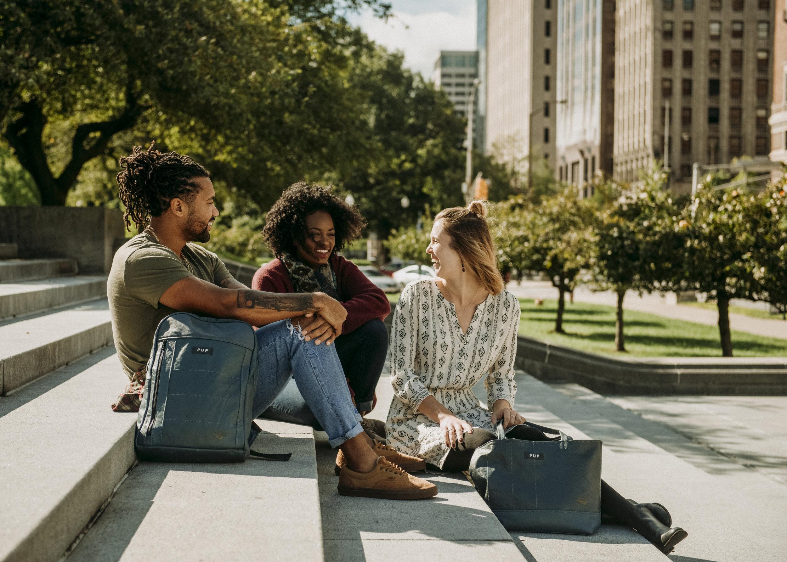 People for Urban Progress x Amtrak sustainability collaboration