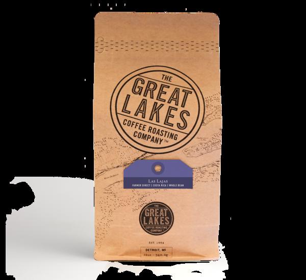 Great Lakes Coffee: Las Lajas