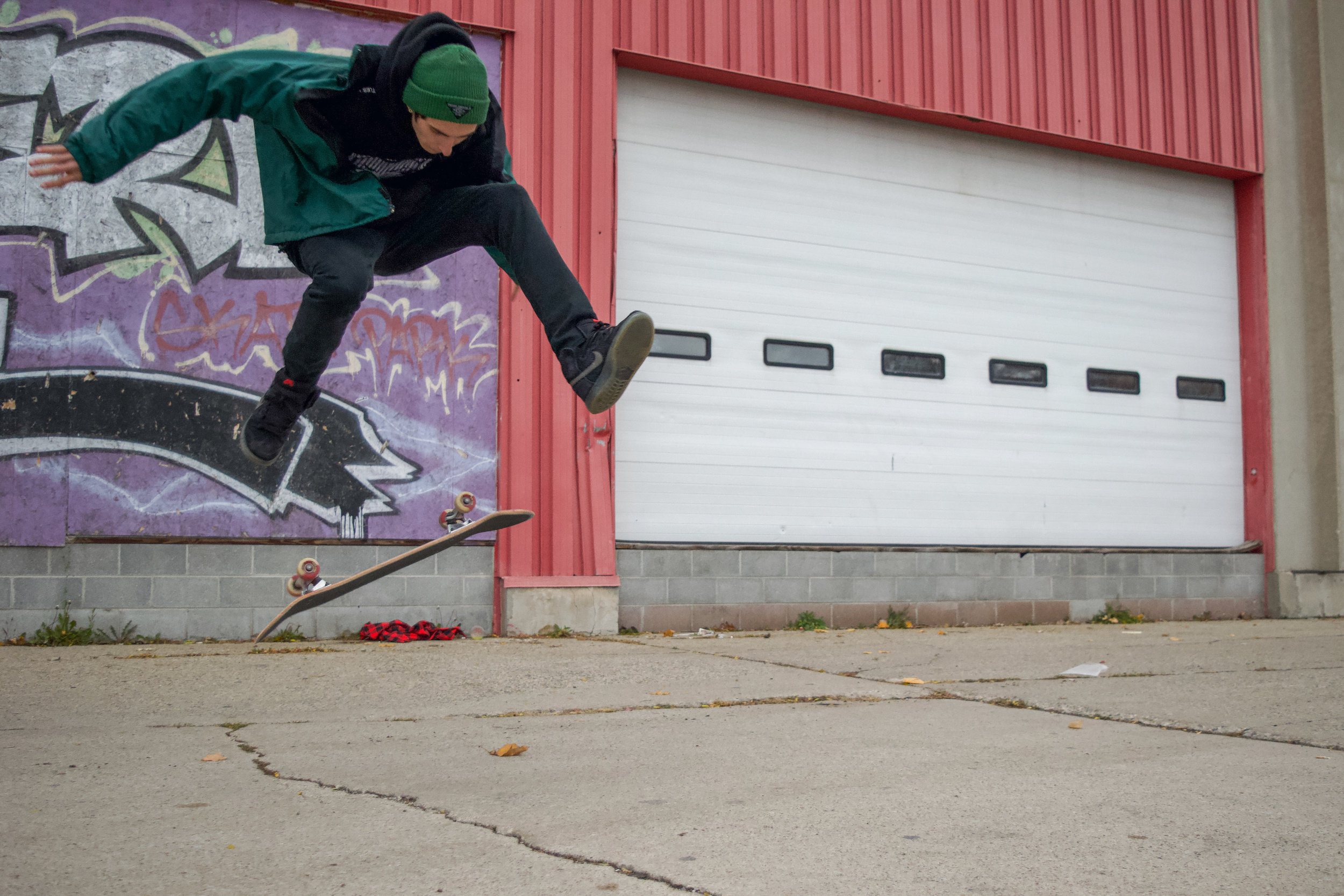 Local Legends: Tales from the Skate Park