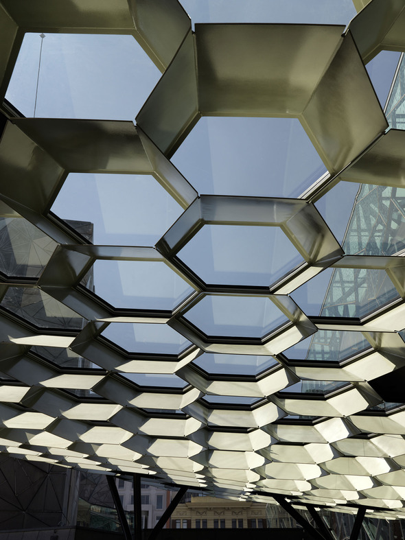 Cloud Canopy, Federation Square