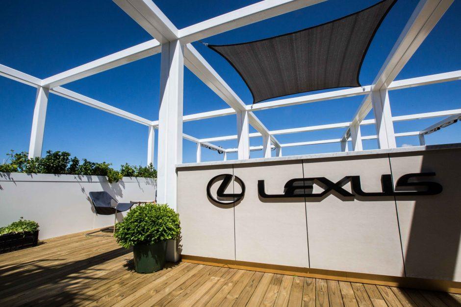 Lexus Pavilion by Joost Bakker