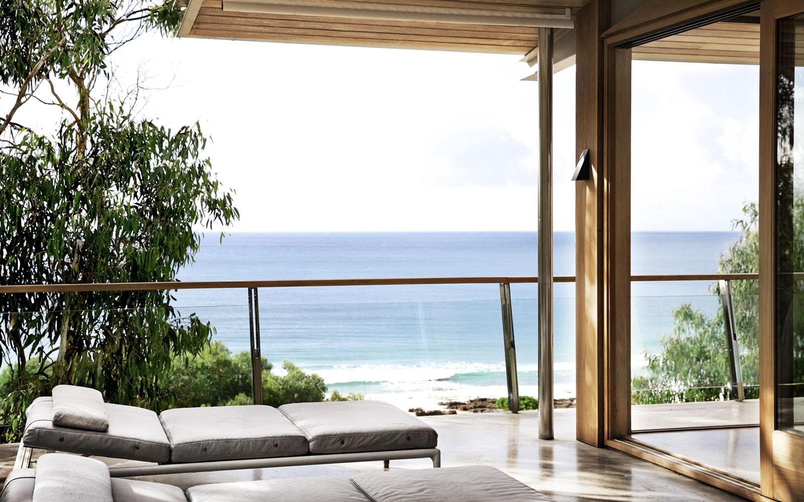 Ocean House Balustrade