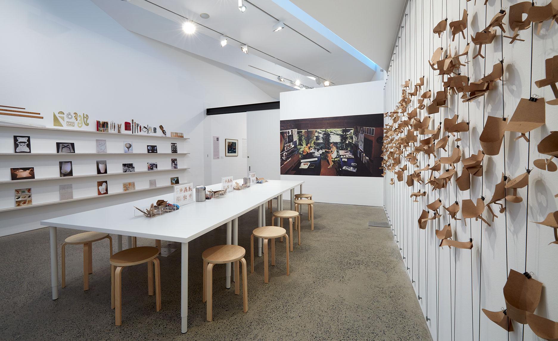 Paper Furniture Lab, Heide Museum of Modern Art