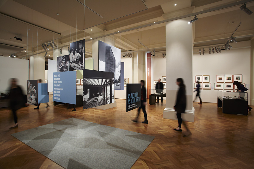As Modern As Tomorrow photography exhibition