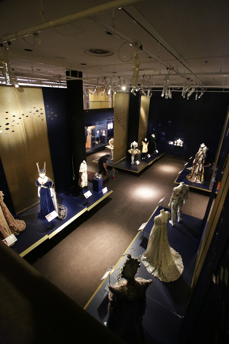 All That Glitters costume exhibition