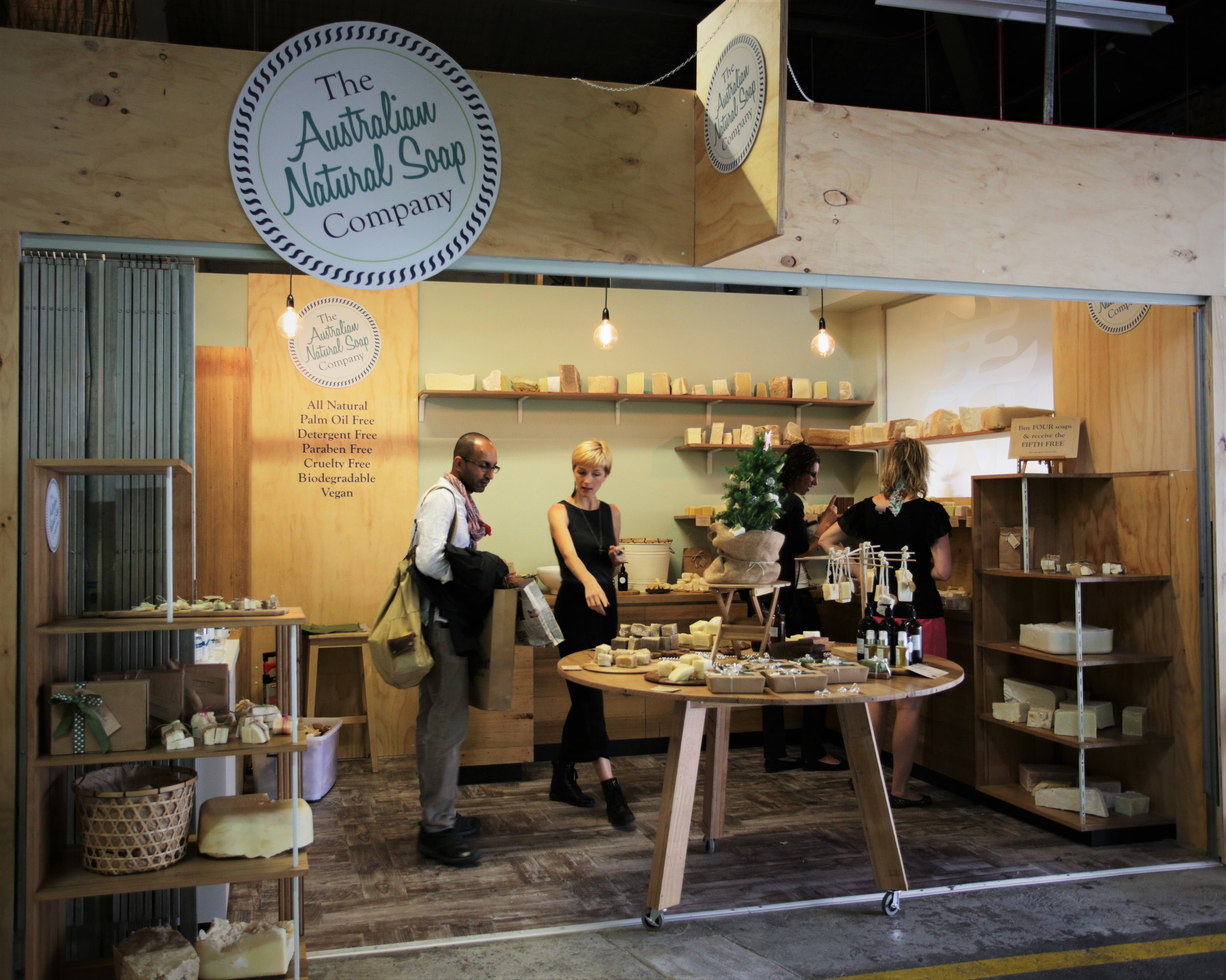 Australian Natural Soap Company